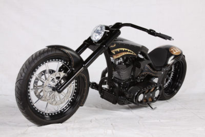 Mabrella Performance Black Eagle Custom Bike