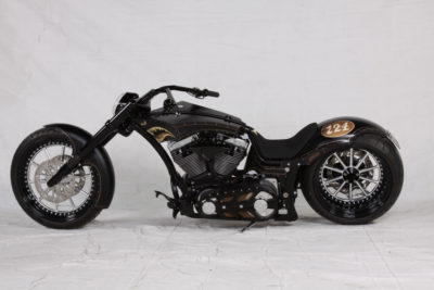 Marbella Performance Black Eagle Custom Bike