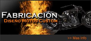 Marbella Performance Fabricación Motos Custom Harley Motorbike