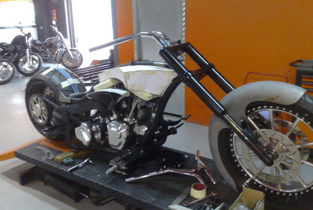 Marbella Performance Custom Bike Fabrication Malaga