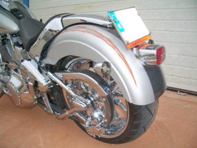 Marbella Performance MP Screamin Custom Bike