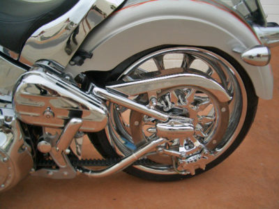 Marbella Performance MP Screamin Custom Bike