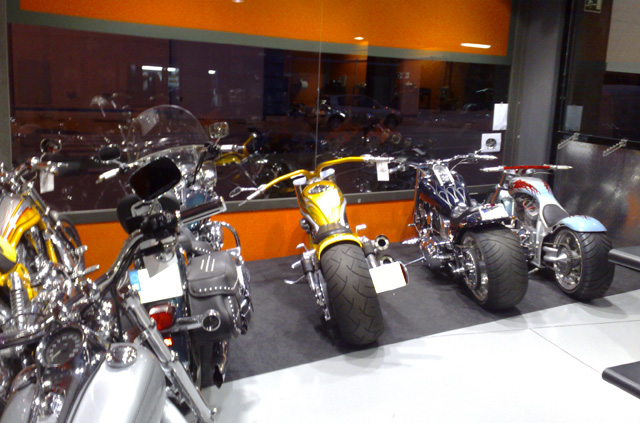 Marbella Performance Harley-Davidson, Parts & Accessories Shop
